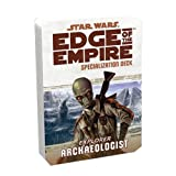 Archaeologist Star Wars Edge of the Empire Explorer Specialization Deck