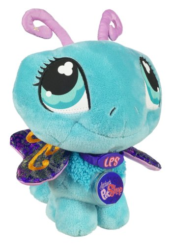 Buy Littlest Pet Shop Virtual Interactive Pet – Butterfly