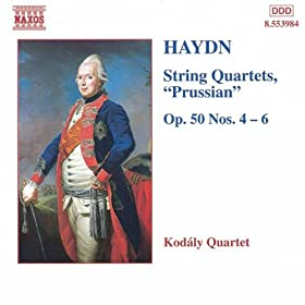 String Quartet No. 39 in F sharp minor, Op. 50, No. 4, Hob.III:47: IV. Finale: Fuga: Allegro moderato