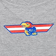 NCAA Kansas Jayhawks Pet T-Shirt by Hunter Mfg. LLP