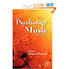 The Psychology of Music, Third Edition