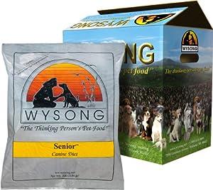 Wysong Senior Dog Food Case, 16-Pound