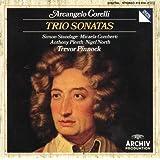 Corelli: Trio Sonatas Op. 1 No.1; Op. 2 No. 6; Op. 1 No. 9; Op. 2 No. 9; Op. 1 No. 3; Op. 2 No. 4; Op. 1 No. 7; Op. 2 No. 12; Op. 1 No. 11; Op. 1 No. 12