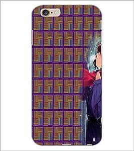 PrintDhaba Random Design D-4010 Back Case Cover for APPLE IPHONE 6 (Multi-Coloured)