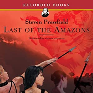 Last of the Amazons Audiobook
