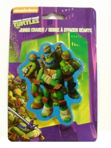Teenage Mutant Ninja Turtles Jumbo Eraser - 1