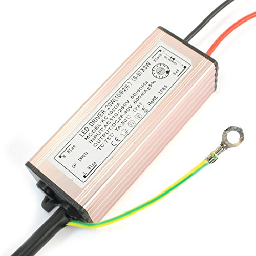 Ac 110-260V To Dc 28-40V 20W Led Stripe Light Driver Power Adapter