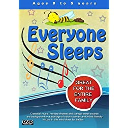 Everyone Sleeps DVD