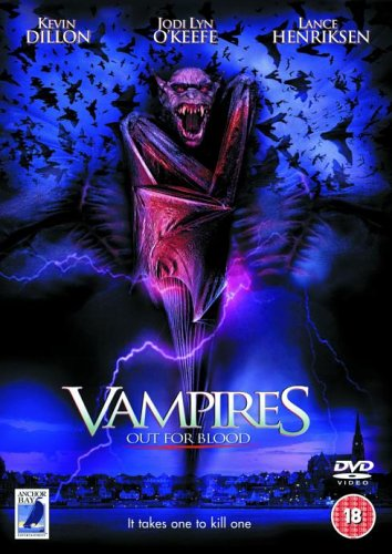 Vampires: Out For Blood [2004] [DVD]