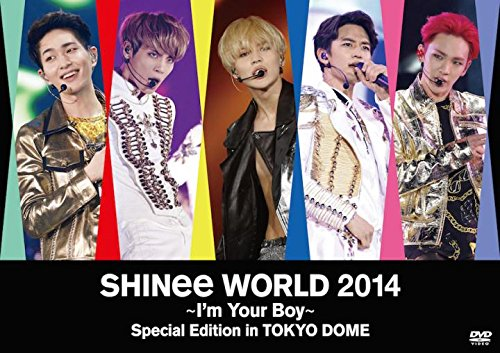 【Amazon.co.jp限定】SHINee WORLD 2014~I'm Your Boy~ Special Edition in TOKYO DOME(Amazon限定盤) [DVD]