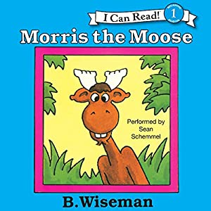 Morris the Moose Audiobook