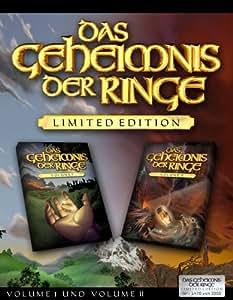 Das Geheimnis der Ringe, Special Edition, 2 CD-ROMs Für Windows 98/Me/XP/NT/2000 oder DirectX7