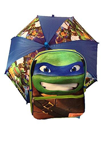Ninja 2 Piece Combo with Umbrella and Backpack, bp-5578-u-2846