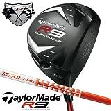 【2010年モデル】テーラーメイド ゴルフ R9 スーパーディープ (SUPER DEEP) TP ドライバー ツアーAD DI-6 カーボンシャフト 9.5度/S
