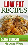 Low Fat Recipes: Healthy Slow Cooker Recipes (Healthy Delights Book 1)
