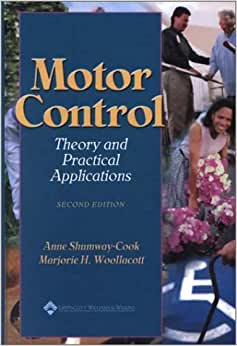 motor control theory and practical applications amazon