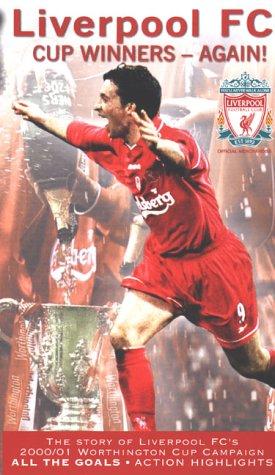 Liverpool Fc – League Cup Winners Again [VHS]