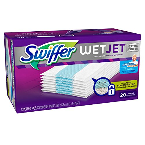 Swiffer Wetjet Pads With