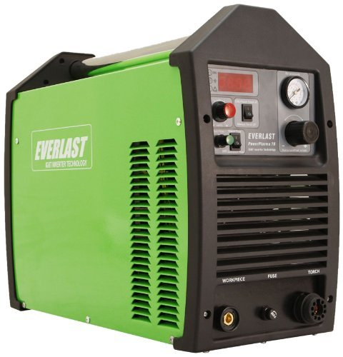 Everlast PowerPlasma 70 IGBT Plasma Cutter 70amp Cutting System