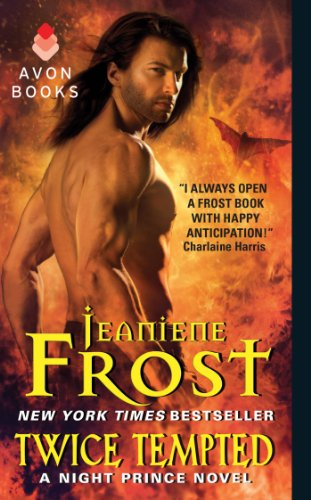 Twice Tempted: A Night Prince Novel by Jeaniene Frost
