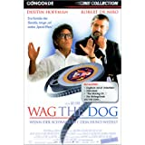 Wag the Dog - Wenn der Schwanz mit dem Hund wedeltvon &#34;Dustin Hoffman&#34;