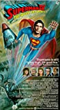 Superman IV: The Quest for Peace [VHS]