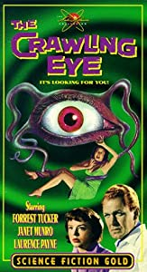Crawling Eye [VHS]