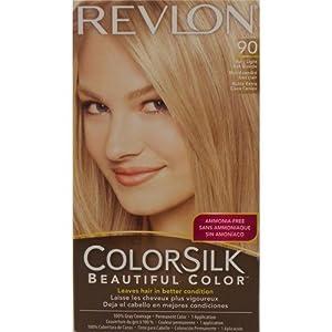 revlon colorsilk beautiful permanent ammonia free hair