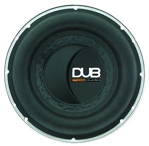 "AudioBahn DUB MAG Audio DUB1000 - Die-Cast Aluminium car subwoofer driver - 600 Watt - 10"""