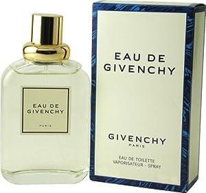 Eau De Givenchy By Givenchy For Women. Eau De Toilette Spray 3.3 Ounces