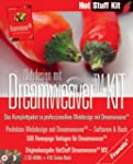Webdesign mit Dreamweaver KIT, 2 CD-R...