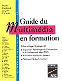 echange, troc J. (Jacques) Barhy, Jacques Naymark - Guide du multimédia en formation