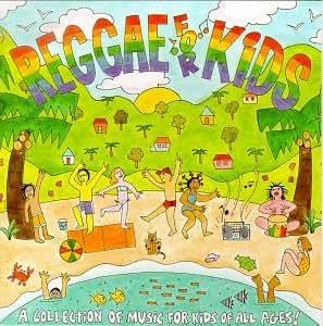 Reggae for Kids (Audio Cassette)