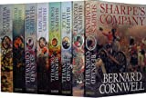 Bernard Cornwell Bernard Cornwell Sharpe's War Battle Collection 8 Books Set RRP:£55.92 (Sharpe's Company, Sharpe's Regiment, Sharpe's Siege, Sharpe's Fortress, Sharpe's Triumph, Sharpe's Havoc, Sharpe's Trafalgar, Sharpe's Waterloo) (Bernard Cornwell C
