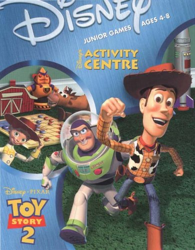 Toy Story 2 Activity Centre