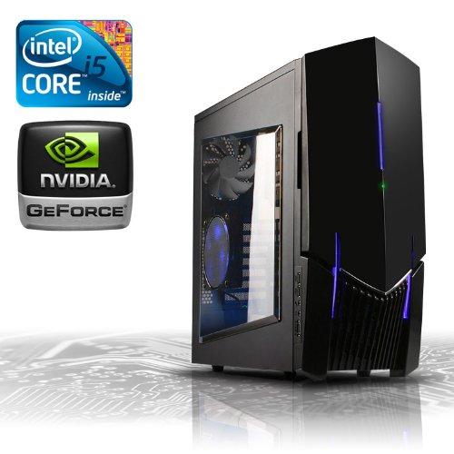 KCS [184261] - PC Intel Core i5 3570K (Ivybridge) Quadcore 4x 3400MHz (Turbo bis 3800MHz) | 8GB DDR3-1333 Dual-Channel | 1000GB SATA3(6gb/s) Festplatte | nVidia GeForce GTX 650 2048MB GDDR5, HDMI + DVI (DirectX11+3D Vision) | 22xDVD-RW | Cardreader | ASUS P8B75-M | USB3.0 | 6-Kanal Digital-Sound | GigabitLAN | 500W Netzteil | NZXT Lexa S