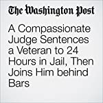 A Compassionate Judge Sentences a Veteran to 24 Hours in Jail, Then Joins Him behind Bars | Yanan Wang