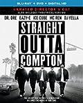 Straight Outta Compton (Blu-ray + DVD...