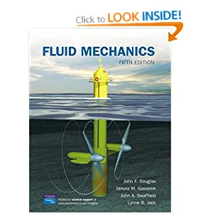 Fluid Mechanics - Dr J. F. Douglas