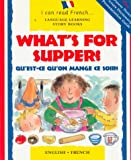 img - for What's for Supper? (I Can Read French) book / textbook / text book