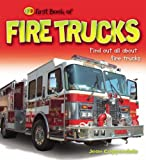 img - for First Book of: Fire Trucks and Rescue Vehicles (QED First Book of) by Jean Coppendale (2007-06-01) book / textbook / text book