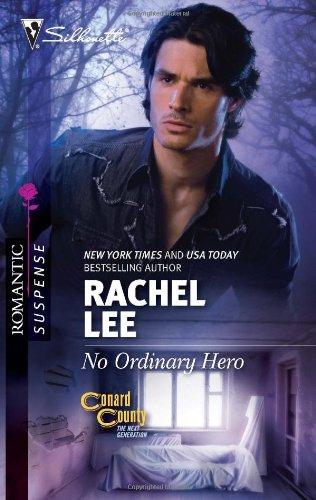 Image of No Ordinary Hero (Silhouette Romantic Suspense)