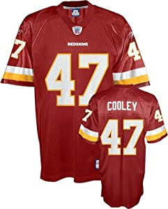 Reebok Washington Redskins Chris Cooley Youth Replica Jersey by Reebok