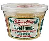GILLIANS FOODS BREADCRUMB WFGF PLAIN, 12 OZ