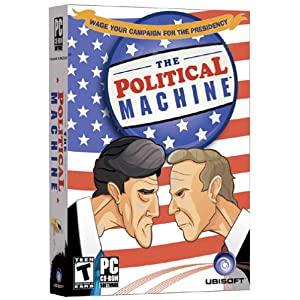 Amazon.com: The Political Machine: Video Games
