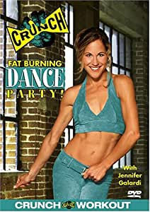Crunch:fat Burning Dance Party (Bilingual)