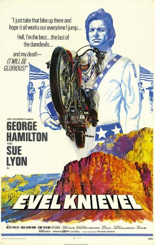 Evel Knievel Plakat Movie Poster