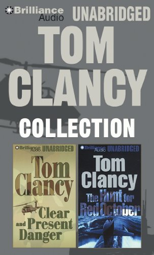 an analysis of clear and present danger a thriller by tom clancy Clear and present danger (1994) ford's return as ryan, again directed by philip noyce, sees him enter the war on drugs, taking on the murky world of washington cover-ups and the cartels in the.