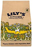 #9: Lily's Kitchen Organic Chicken and Vegetable Bake Dry Mix 1 kg