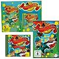 Landmaus & Stadtmaus auf Reisen - Die Ferienedition - 5 spannende Urlaubsabenteuer - inkl. H�rspiel CD[DVD + CD]